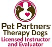 Pet Partners Therapy Dogs